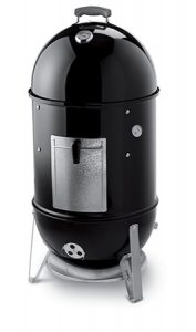 Weber 721001 Smokey Mountain Cooker Charcoal Smoker