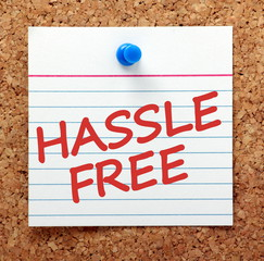hassle-free